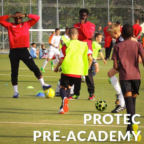 Pre-Academy
