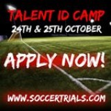 ????We have 10 places available for NEW applicants on our October 2 Day Camp????www.soccertrials.com???? •This is your chance to show us what you've got - Successful applicants from the camp will then be given the opportunity to join one of our programmes & get seen by Top Premier League and League Scouts• Ages are up to 13 years old ??Think you've got what it takes? Apply now @ www.soccertrials.com ?? . . #talentid #getseen #afc#skills #neymar #ronaldo #premierleague #professional #trials #ronaldo #skillzone #freekick #camp #goals #golazo #messi #cr7 #footballskills #signing