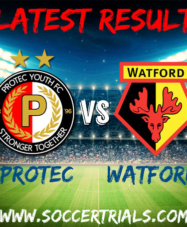 Protec Win against Watford FC!