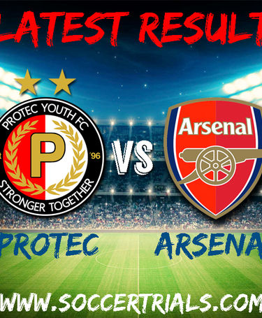 Protec success against Arsenal FC!