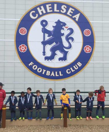 Protec success in Chelsea FC Tournament!